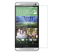 abordables -Protector de pantalla HTC para HTC One M9 Vidrio Templado 1 pieza Alta definición (HD)