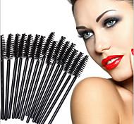 Недорогие -50 Ресницы кисти Синтетические волосы Офис Экологичность Переносной Пластик Глаза Прочее