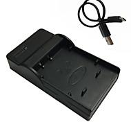 fnp50 микро USB аккумулятор мобильного камеры зарядное устройство для Fujifilm F200EXR ф NP50 F505 F305 F85 x10 x20 FinePix