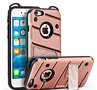 For Apple iPhone 7 7 Plus iPhone 6s 6 Plus iPhone SE 5s 5 Case Cover The Plastic with TPU Frame