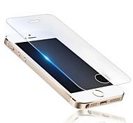 preiswerte -Displayschutzfolie Apple für iPhone 6s iPhone 6 iPhone SE/5s Hartglas 1 Stück Vorderer Bildschirmschutz Explosionsgeschützte High