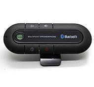 Wireless Hands Free Bluetooth Car Kit Speaker Wireless Aux Bluetooth Speaker Bluetooth V3.0 Car Visor Speaker Kit