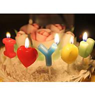 Недорогие -1 набор я люблю тебя дизайн свечи украшение украшение дома