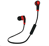 Bluetooth 4.0 Wireless Stereo Ear Hood Sports Earphone with Mic HiFi Music Sport Running Headset In-Ear Earbuds Headphone