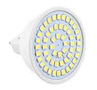 Недорогие -1шт 4 Вт. 450-500 lm GU5.3(MR16) Точечное LED освещение MR16 54 светодиоды SMD 2835 Декоративная Тёплый белый Холодный белый