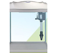 LED Lighting Mini Aquariums Filter Background Energy Saving Plastic