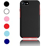 SZKINSTON New Robot For Shockproof Case Back Cover Case Armor Hard Silicone for Apple iPhone 7 Plus iPhone 7 iPhone 6s Plus/6 Plus iPhone 6s/6