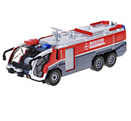 Toy Cars Toys Fire Engine Vehicle Toys Retractable Truck ABS Plastic Metal Classic & Timeless Chic & Modern Pieces Boys' Girls' Christmas