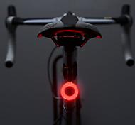 Недорогие -Велосипедные фары Задняя подсветка на велосипед Светодиодная лампа Велоспорт Люмен Батарея Велосипедный спорт На открытом воздухе