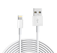 abordables -USB 2.0 Normal Cable Para Apple 300 cm TPE
