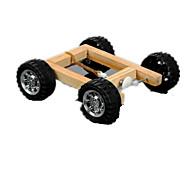 Solar Powered Toys Toy Cars Toys Car DIY Kids Boys' Girls' Pieces