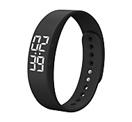 cheap -T5S Smart Watch Smart Bracelet Android Timer Water Resistant / Water Proof Calories Burned Pedometers Exercise Record Alarm Clock Sports