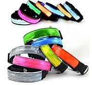 Perro Cuello Luces LED Ajustable / Retractable Reflexivo Pilas incluidas Electrónico/Eléctrico Estroboscopio Seguridad Un Color Arco iris