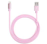 yellowknife iPhone Cable MFi Certified Lightning to USB Cable Data Sync & Charger Cable for Apple X 8 8plus 7 6s 6 Plus SE 5s 5 iPad 3.3ft (100cm)