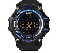 Недорогие -Смарт Часы YYEX16 for iOS / Android Сенсорный экран / Израсходовано калорий / Педометры Датчик для отслеживания активности / Датчик для