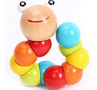 Недорогие -Игрушки Оригинальные и забавные игрушки Игрушки Оригинальные Игрушки Дерево Радужный Для мальчиков Для девочек
