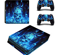 Недорогие -B-SKIN PS4 pro Стикер - PS4 Prop Оригинальные #