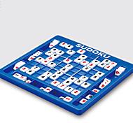 Недорогие -Настольные игры Шахматы Игрушки Оригинальные Квадратный Цилиндрическая 1 Куски Мальчики Девочки Подарок