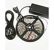Недорогие -Растущие габаритные огни 300 светодиоды Синий Красный Можно резать Водонепроницаемый Самоклеющиеся 100-240V