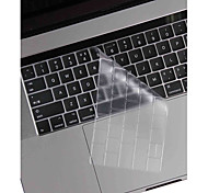 cheap -XSKN® Ultra-thin and Transpar TPU Keyboard Skin and Touchbar Protector for 2016 Newest MacBook Pro 13.3/15.4 with Touch Bar Retina US Layout