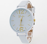 Women's Hammer Is Digital Scale Leisure Fashion BeltGeneva Quartz Watch Strap Watch