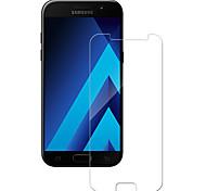 abordables -Protector de pantalla Samsung Galaxy para A5 (2017) Vidrio Templado 1 pieza Protector de Pantalla Frontal Borde Curvado 2.5D Dureza 9H