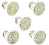 cheap -YWXLight® 5W GU10 GU5.3(MR16) E26/E27 LED Spotlight 54 SMD 2835 400-500 lm Warm White Cold White Natural White DC 5V