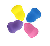 The Gourd Powder Puff/Beauty Natural Sponges 1 Others 4x4x6 Normal 4pcs/Sets