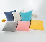 1 шт. Хлопчатобумажная наволочка твердая современная декоративная подушка для дивана