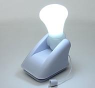 1шт провод Светодиодная лампа портативный шкаф лампа ночник батареи самоклеющиеся настенное крепление