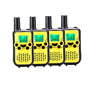 baratos -899 446 Rádio de Comunicação Portátil Aviso De Bateria Fraca Função de Poupança de Energia VOX CTCSS/CDCSS Transponder Automático