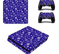 Недорогие -B-SKIN PS4 slim Стикер для PS4 Тонкий Оригинальные #