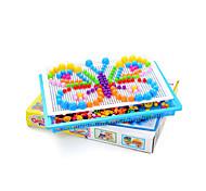 Недорогие -Пазлы Обучающая игрушка Игрушки Гриб Бабочка Своими руками Детские 295 Куски