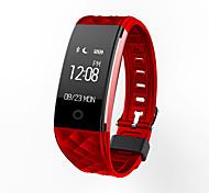 preiswerte -S21 Smart Watch AktivitätenTracker Smart-Armband iOS Android Zeitschaltuhr Herzschlagmonitor Wasserdicht Verbrannte Kalorien