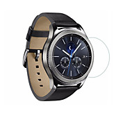 For Samsung Gear S3 Tempered Glass Screen Protector Transparent 2 PCS