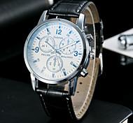 Муж. Модные часы Наручные часы Спортивные часы Нарядные часы Китайский Кварцевый силиконовый Группа Кулоны Творчество На каждый день