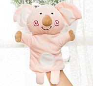 Stuffed Toys Dolls Finger Puppet Paternity Games Toys Animal Animals Kid's Children's 1 Pieces