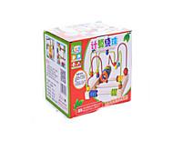 Недорогие -Конструкторы Обучающая игрушка Игрушки Большой размер Детские 1 Куски