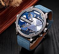 Мужской Дети Спортивные часы Армейские часы Нарядные часы Модные часы Наручные часы Часы-браслет Уникальный творческий часы Японский кварц