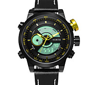 Men's Sport Watch Military Watch Wrist watch Unique Creative Watch Digital Watch Chinese Quartz Digital Water Resistant / Water Proof LED
