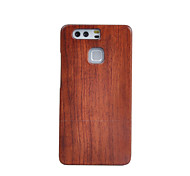 cheap -CORNMI For Huawei P9 Wood Bamboo Cover Case Cell Phone Wooden Houising Shell Protection