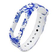 cheap -Watch Band for Mi Band Xiaomi Sport Band Rubber Wrist Strap