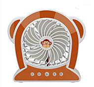 Yy wg16-m10 usb мини-вентилятор meng обезьяна мини-вентилятор перезаряжаемый маленький вентилятор перезаряжаемый мини-вентилятор usb