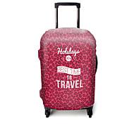 Недорогие -Чехол для чемодана Аксессуары для багажа для Леопард для