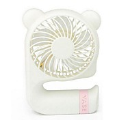 The New Cartoon Rabbit USB Charging Small Fan Children's Mini Fan