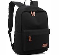 Рюкзак для Один цвет Холст материал