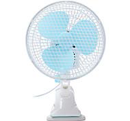 7 Inch Iron Mesh Multi-Purpose Mini Fan Fan Student Dormitory Small Fan Wall Fan Clip Fan Shaking His Head Fan