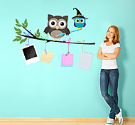 cheap -Animals Fashion Wall Stickers Plane Wall Stickers Decorative Wall Stickers, Vinyl Home Decoration Wall Decal Wall
