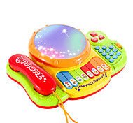 Toy Phones Educational Toy Toys Square Plastic Pieces Kids Unisex Gift