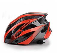 Недорогие -MOON Универсальные Велоспорт шлем 25 Вентиляционные клапаны Велоспорт Горные велосипеды Шоссейные велосипеды Велосипедный спортЛ: 58-61CM